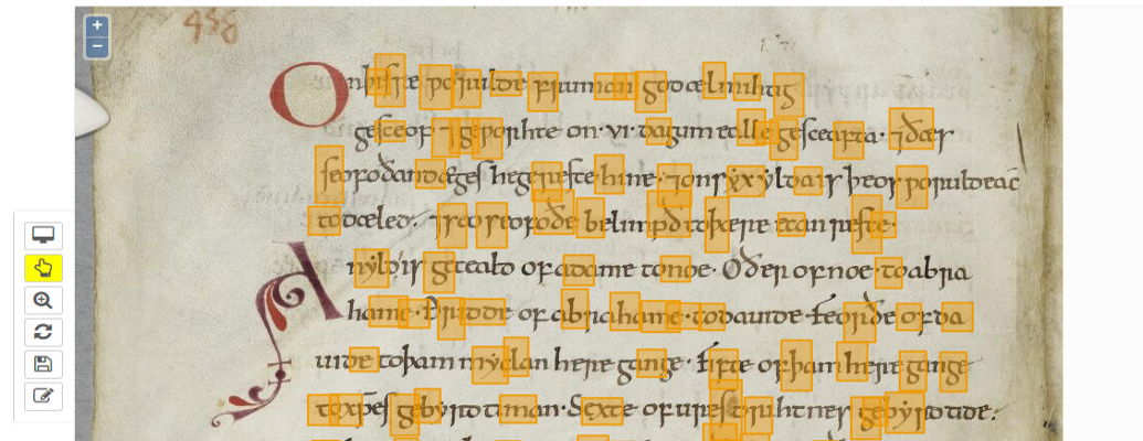 Homiletic fragment